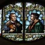 Da de lutherske og de reformerte gik hver sin vej