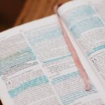 Er alt i Bibelen lige vigtigt?